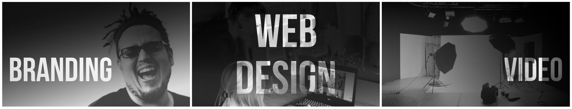 Branding, website design, video
